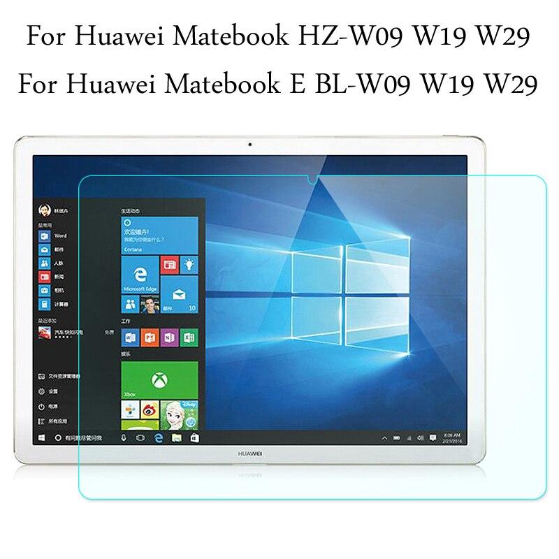 Energisch Gehärtetem Glas Membran Für Huawei Matebook E Bl-w09 Hz-w09 W19 W29 12 Zoll Stahl Film Tablet-bildschirm Schutz Gehärtetem