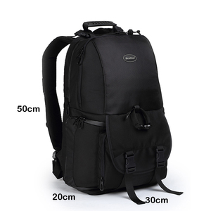 Image 3 - Jealiot wielofunkcyjny plecak na aparat fotograficzny torba ze sznurkiem etui cyfrowy obiektyw wideo wodoodporny, odporny na wstrząsy do canon 80d 60d