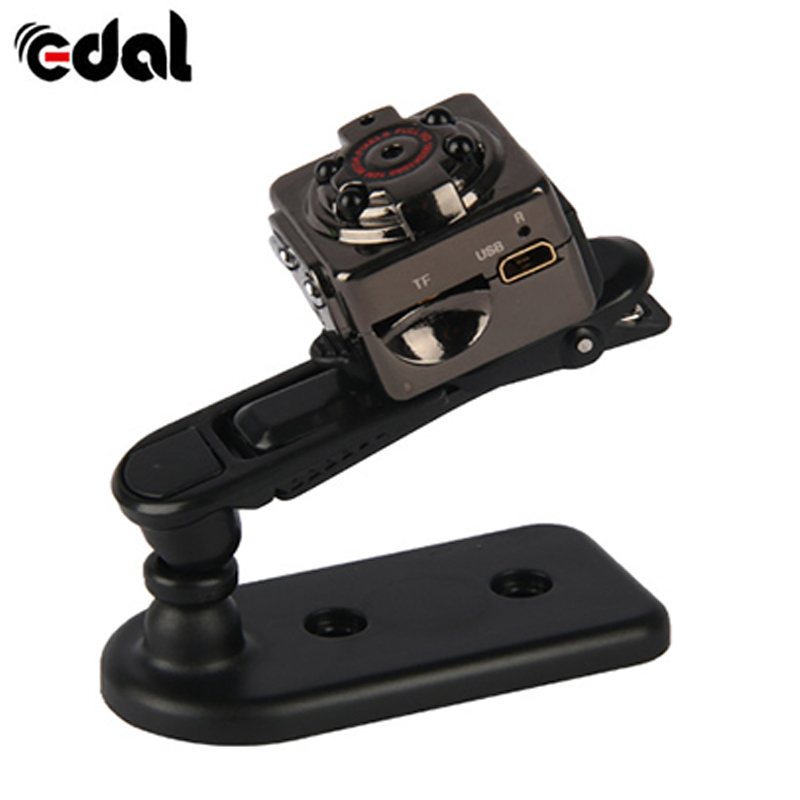 EDAL Mini Camera SQ8 DV Voice Videoopptaker HD 1080P 720P Sport Mini Infrarød Night Vision Digital Sport PC