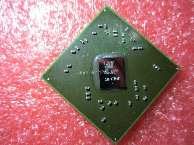 Shiping livre 2 PCS ORIGINAL NOVO ATI 216-0774007 216 0774007 Chipset Com chip Balls IC