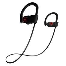 Bluetooth наушники Беспроводной спортивные наушники w/Mic IPX7 Водонепроницаемый HD стерео устойчивое наушники