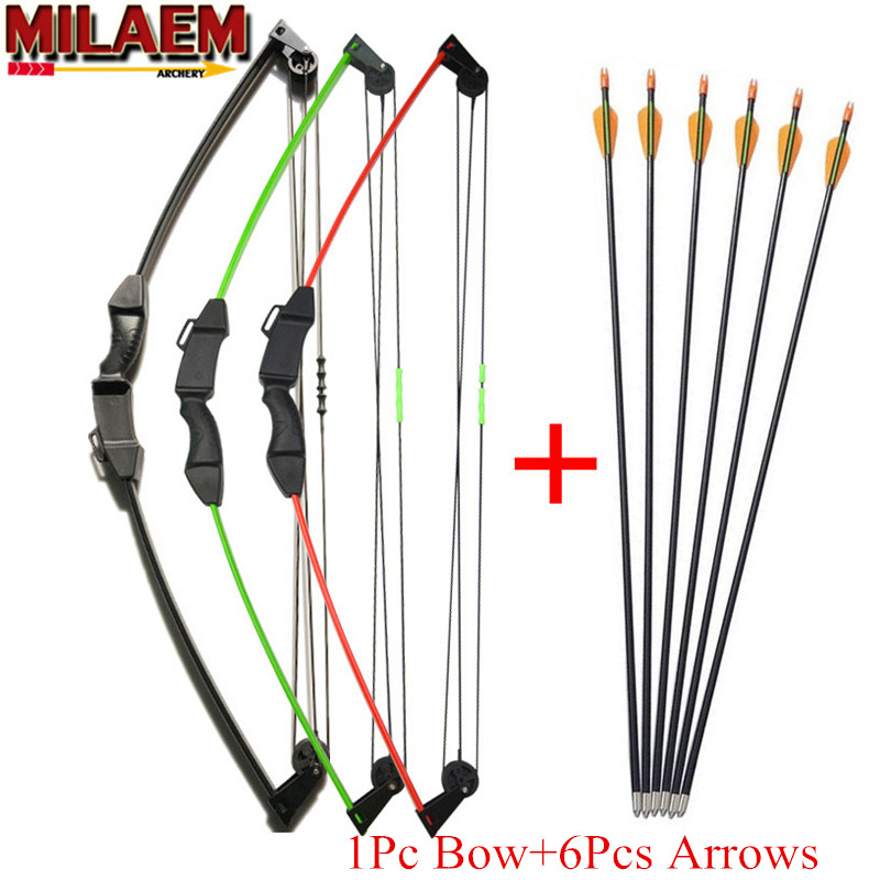 1 Set Archery Youth Compound Bow Set Kids Junior Children Practice Training Gift For Outdoor Shooting Practice Accessories1 Set Archery Youth Compound Bow Set Kids Junior Children Practice Training Gift For Outdoor Shooting Practice Accessories