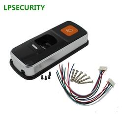 LPSECURITY Standalone Biometrico Fingerprint Reader per Access Control 125 KHZ Rfid di controllo soo ingles X660