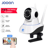 JOOAN ip camera wifi security camera baby monitor 1MP cctv camera ip wifi mini kamera 720P surveillance cameras
