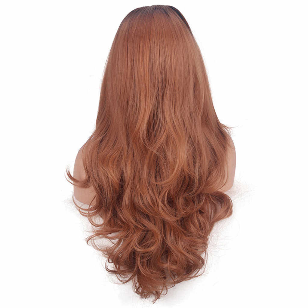 0570e20bd Detail Feedback Questions about wigs for women Curly Wig Glueless ...
