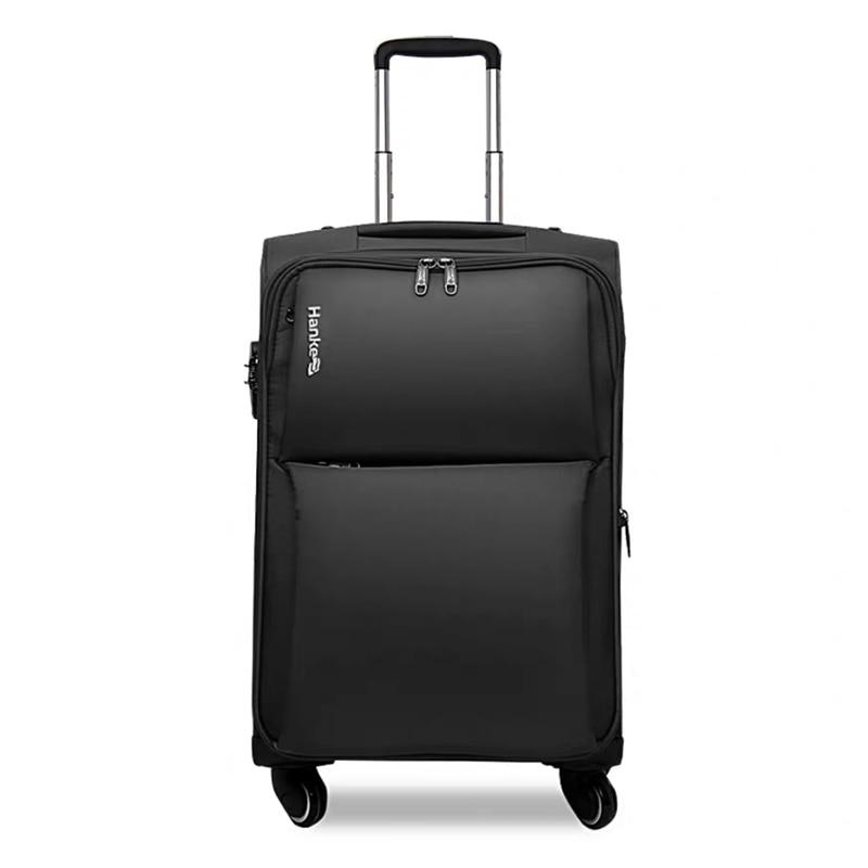 を 2019 新ローリングスーツケース、男性ビジネストラベルスーツケースにホイール、防水トロリーケース、女性高品質トロリー荷物袋  グループ上の スーツケース & バッグ からの キャリーオン の中 1