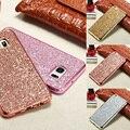 Luxury Bling Crystal Rhinestone Diamond Case Cover for Samsung Galaxy S5 S6 S6edge S6edge Plus S7 S7edge Note 4 Note 5 TPU Case