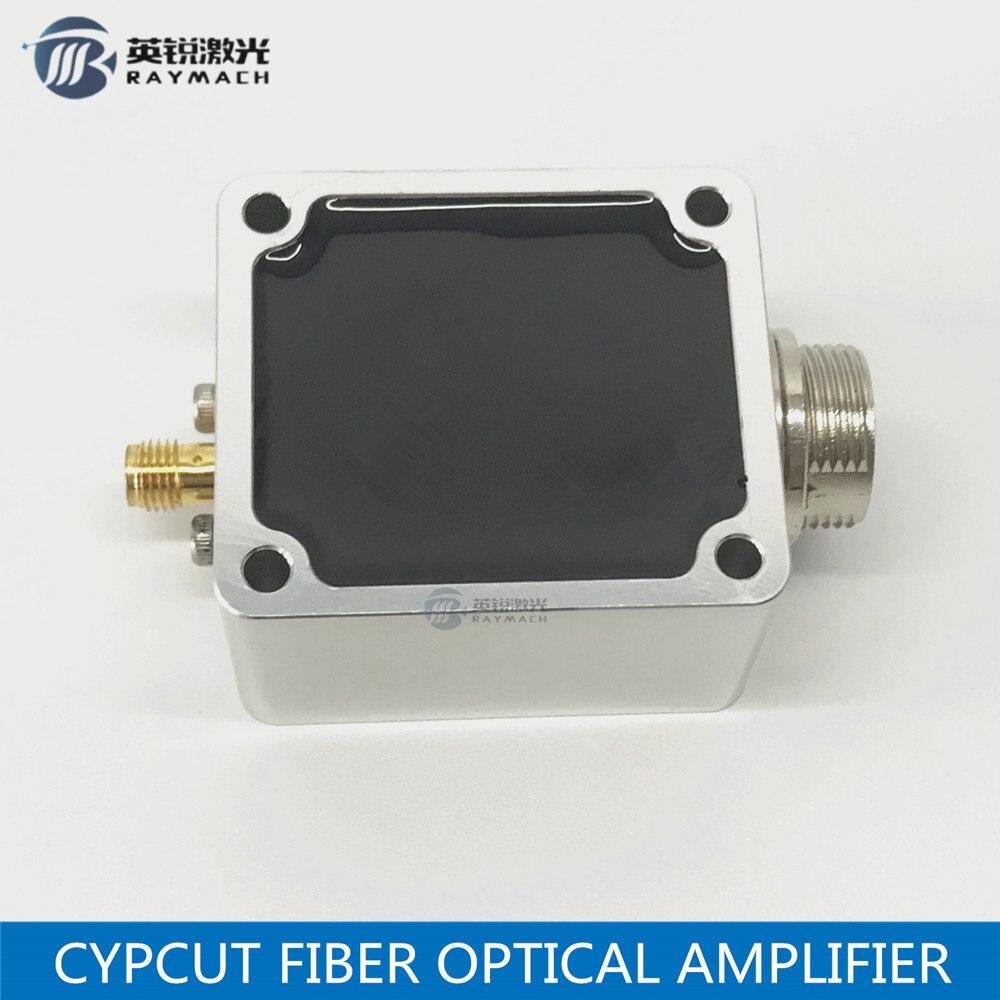 cpycut system fiber laser cutting machine spare parts optical fiber amplifier EDFA height controller transducer fiber