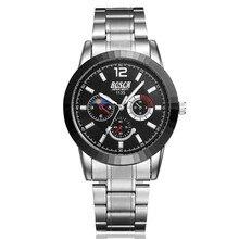 BOSCH 1135 hot style high-end men's watches, luxury stainless steel watch from the wrist rest,fashion quartz watch,brand watches
