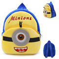 IVI Cute Minions Schoolbag Fashion Kids Cartoon Despicable Me School bags Child Backpack Little Baby Mini Cute Bags