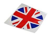 Union Jack UK Flag Pattern Vinyl Sticker Decal For MINI Cooper Gas Cap Cover