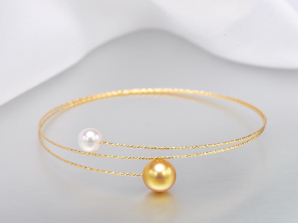 double pearl bracelet (5)