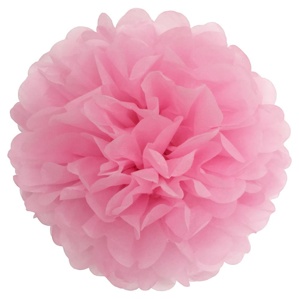 10pcs 6 Tissue Paper Pom Poms Paper Flowers Ball Wedding Home