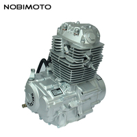 Motocross Pit Dirt Bike CB150 Air cooled Engine Fit For YinXiang CB 150cc Air cooled Engines Motor Dirt Bike Motorcycle FDJ 018