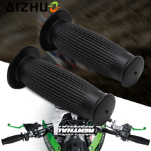 1'' 25mm Motorcycle Handle Grip Silicone Cafe Racer Motor Hand Grips For Harley Harley Sportster XL83 Honda Shadow VTX 1300 1800 driving passing turn signals spot light bar for harley customs choppers cruiser honda vt 750 1100 vtx 1300 shadow u 1800