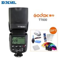 Godox TT600 2.4G Wireless X system LCD Panel GN60 Master/Slave Camera Flash Speedlite for Canon Nikon Pentax Olympus Fujifilm