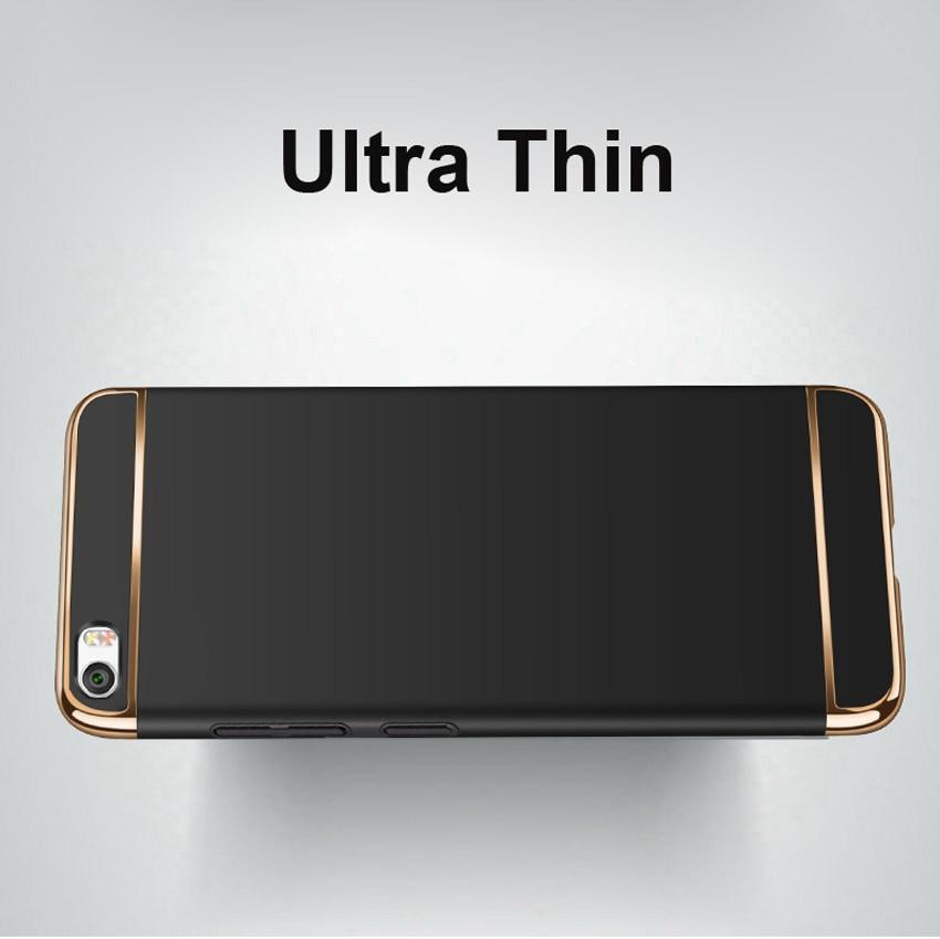 1 шт. гальваническим 3 в 1 Чехол Съемный чехол для телефона Xiaomi Redmi 4A ghmy