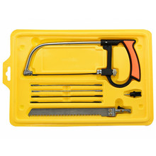 8 in 1 Multifunctional Household Manual Hardware Magic Universal Hand Saw Tools Set For Woodworking Cutting Wood/Aluminum/Glass