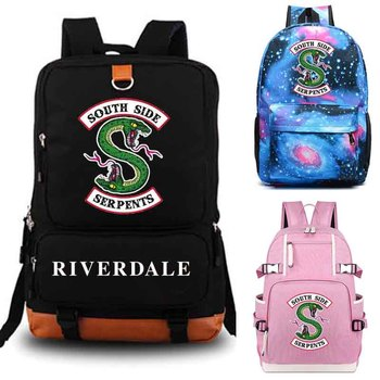 Riverdale sacchetto di scuola studente zaino Giornaliero zaino studente Zaino Notebook zaino