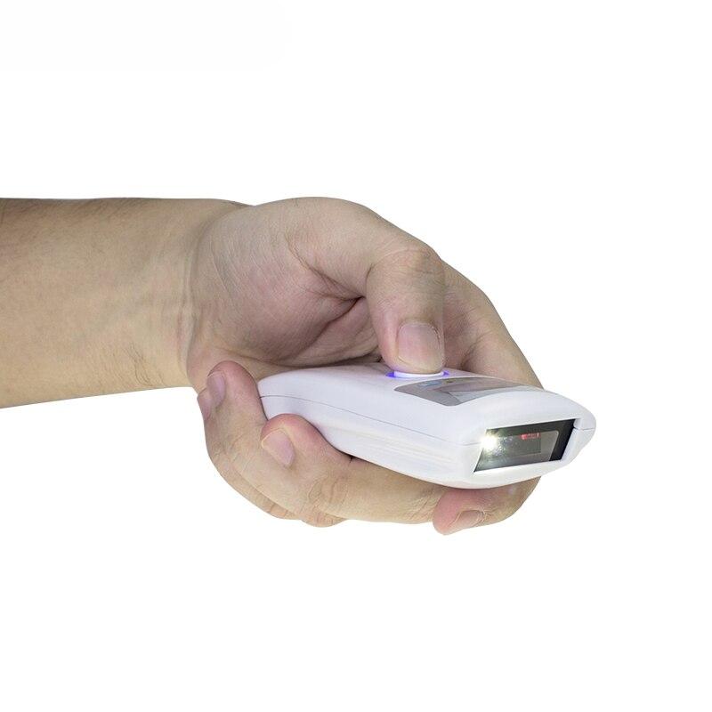 Беспроводной Bluetooth 2D сканер штрих-кода NT-Z2S для Android и ios iphone портативный Bluetooth сканер штрихкодов экспресс-доставка