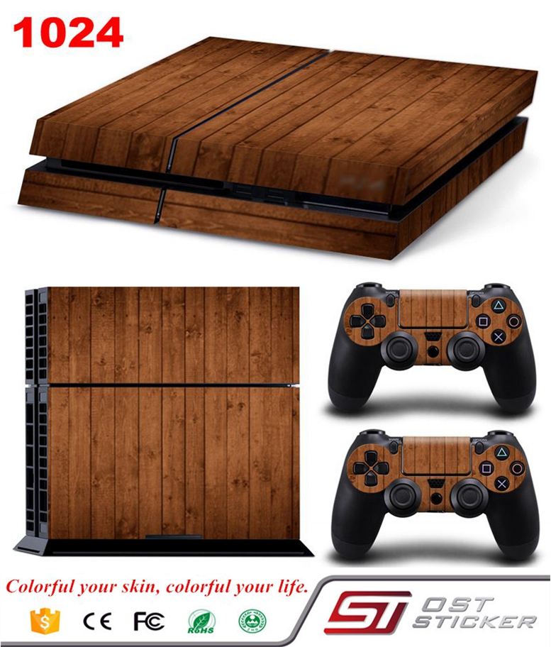 Online Buy Wholesale Custom Ps Console From China Custom Ps - Custom vinyl decals for wood