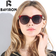 Cat Eye Sunglasses With Polarized HD Lens
