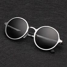Бесплатная доставка очки new мода очки моды для мужчин поляризованные очки алюминия cat eye солнцезащитные очки 5 цвета очки джентльмен