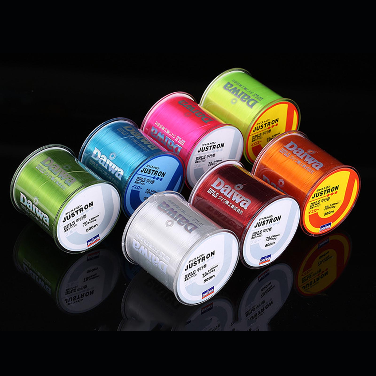 Fishing-Line Monofilament-Quality Saltwater Nylon Super-Strong 100M 500M Japanese-Material