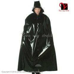 Sexy In Lattice cappotto del capo con cappuccio anteriore tasti di Gomma Robe Gummi Bolero Top giacca sportiva più sizeXXL DY