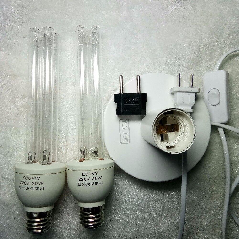 UV Quartz Disinfection UVC Ozone Sterilizer Lamp Home Hospital Kill Mite  Sterilization Ultraviolet Solarium Cleaner Kit In Ultraviolet Lamps From  Lights ...