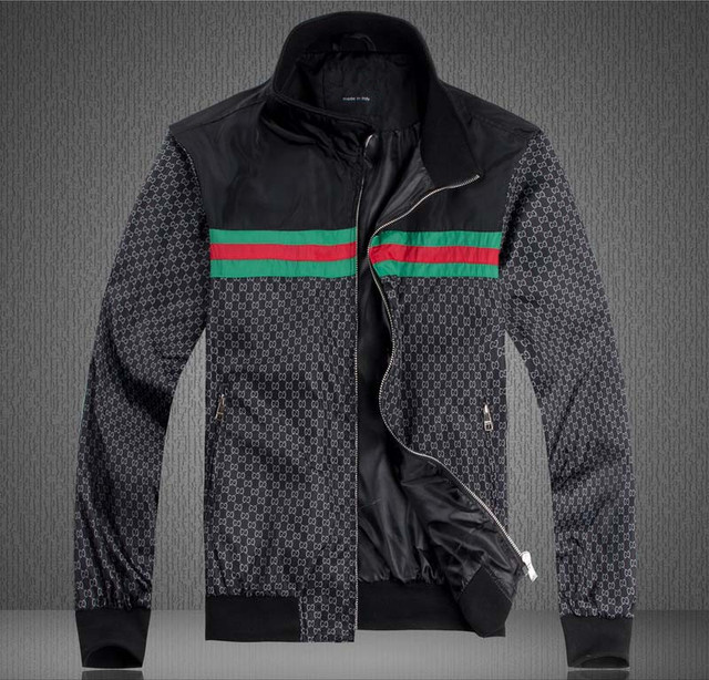 2014 Italy Florence Fashion New Male Sport Winter Coat Classic Jacket  Outcoat Men Brand Zipper Jacket 4c48dc06838