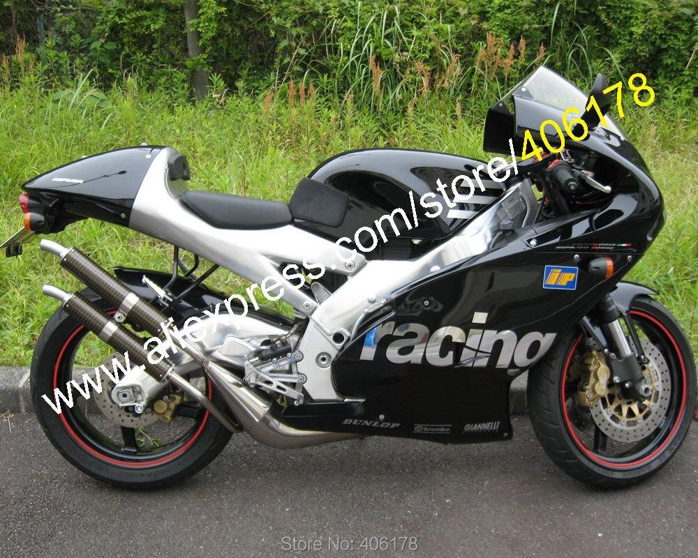 Accessoire de moto Pour Aprilia RS250 1998 1999 2000 2001 2002 RS 250 98 99 00 01 02 Noir Brillant Carénage De Rechange
