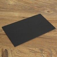 Черный лист из стекловолокна, лист из эпоксидного стекловолокна G10 FR4, пластина из стекловолокна для рукоделия, ручка для ножей, принадлежно...