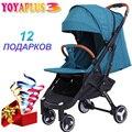 YOYAPLUS 3 Baby kinderwagen echtem branded waren qualität mit geschenk baby kinderwagen in heißer verkauf branded echtes Qualität service
