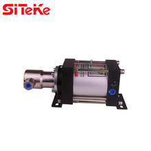 цены SITEKE XH10  liquid booster pump Max Output Pressure 83 Bar Air Driven Liquid Pumps   oil or water applications