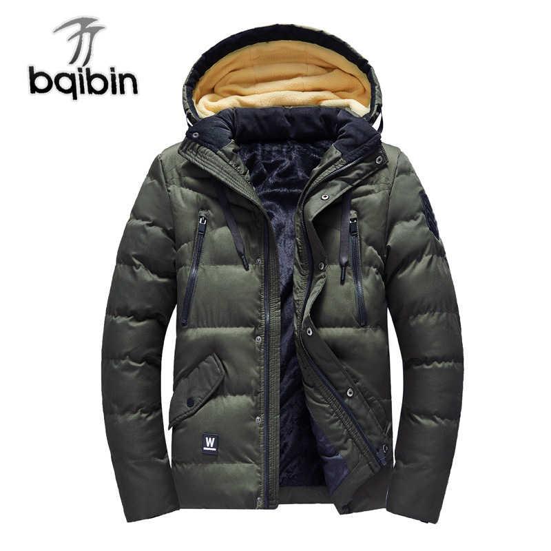 64ca705b9 Detail Feedback Questions about Parka Men Coats 2018 Winter Jacket ...
