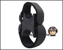 4pcs lot Zero Degree Multi use Outdoor Durable Flashlight Holder Weapon Bracket Bike Bicycle Mount Clip