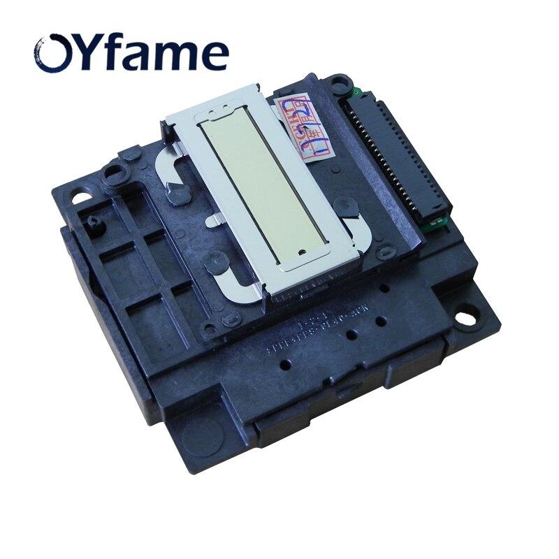 OYfame FA04000 FA04010 Tête D'impression tête d'impression pour Epson L110 L111 L120 L555 L211 L210 L220 L300 L355 L365 L400 L401 XP231 Imprimante