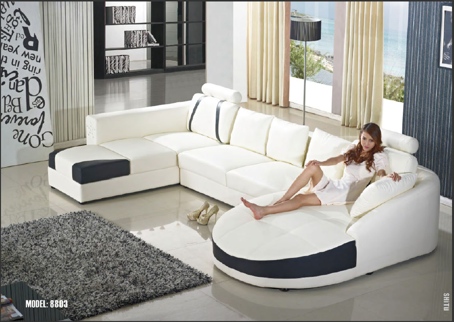 Online Buy Wholesale pu leather sofa set from China pu leather