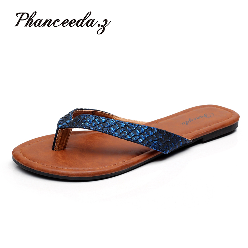 Plus Size 5-10  Summer Style Shoes Women Sandals Good Quality Snake Fashion Casual Solid Slippers Flip Flops wholesale shoes зимняя шина toyo observe g3 ice185 70 r14 88t