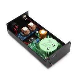 ZEROZONE 25VA DC18V Hifi liniowy zasilacz regulowanego zasilacza dla DAC/przedwzmacniacz L4 10 w Wzmacniacz od Elektronika użytkowa na