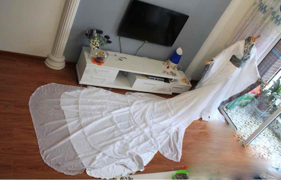 白のロング尾男性衣装韓服擬人 cos 王子シェン映画カンフーパンダコスプレ韓服