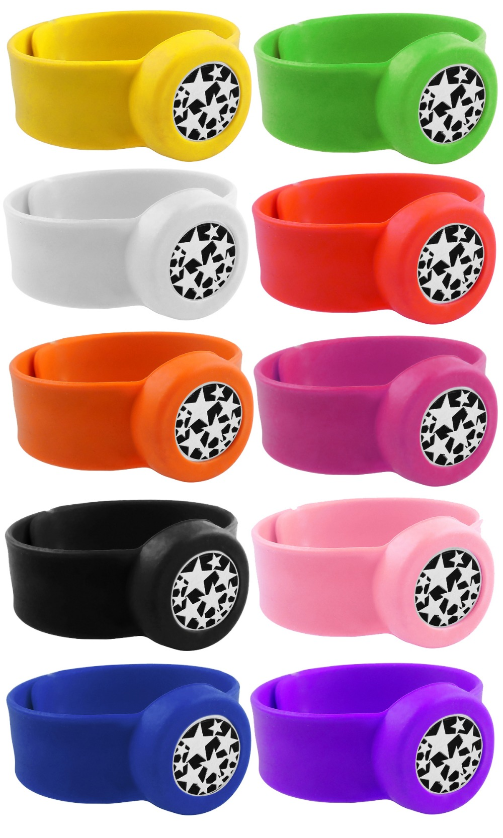 ZP-BS910-0 Silicone Diffuser Locket Bracelet-6