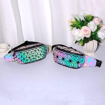 Luminous Fanny Pack Belt Bag Unisex  1