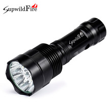 40000Lm XML T6 LED 5Mode LED bicycle light Torch Light Lamp HOT AUGUST9