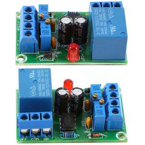 Image 5 - 12vバッテリー自動充電コントローラモジュール保護ボードリレーボードモジュール抗転置スマート充電器ホット販売