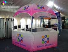 Диаметр 3×3 м полная Цвет принт купола рекламы распродажа скуфью открытый Палатки