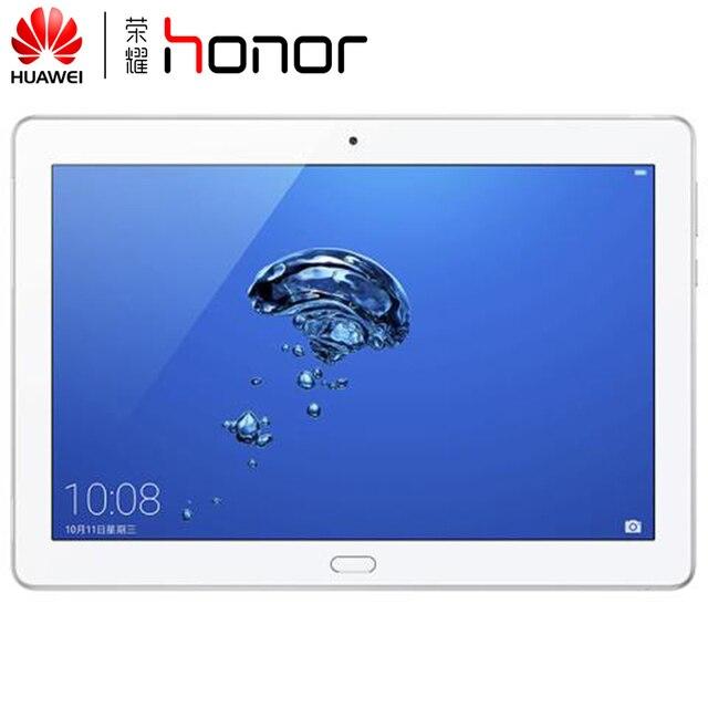 Huawei Honor waterplay HDN-L09 LTE Планшеты KIRIN 659 Восьмиядерный 10.1 дюймов 1920*1200 IPS 3 ГБ оперативной памяти 32 ГБ ROM Android 7.0 IP67 GPS Wi-Fi