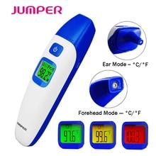 Джемпер новейший термометр цифровой инфракрасный ИК lcd детский лоб и ухо Бесконтактный взрослый уход за телом измерение температуры Termometro