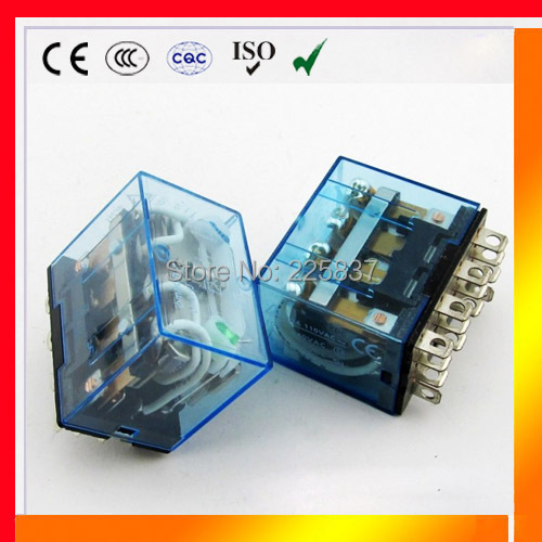 LY4N-J HH64P (3pcs/lot) LY4 JQX-13F electronic mini rele relay relais 24vac DC 12v 220v 48v 10A silver contact free shipping v n chavda m n popat and p j rathod farmers' perception about usefulness of agriculture extension system